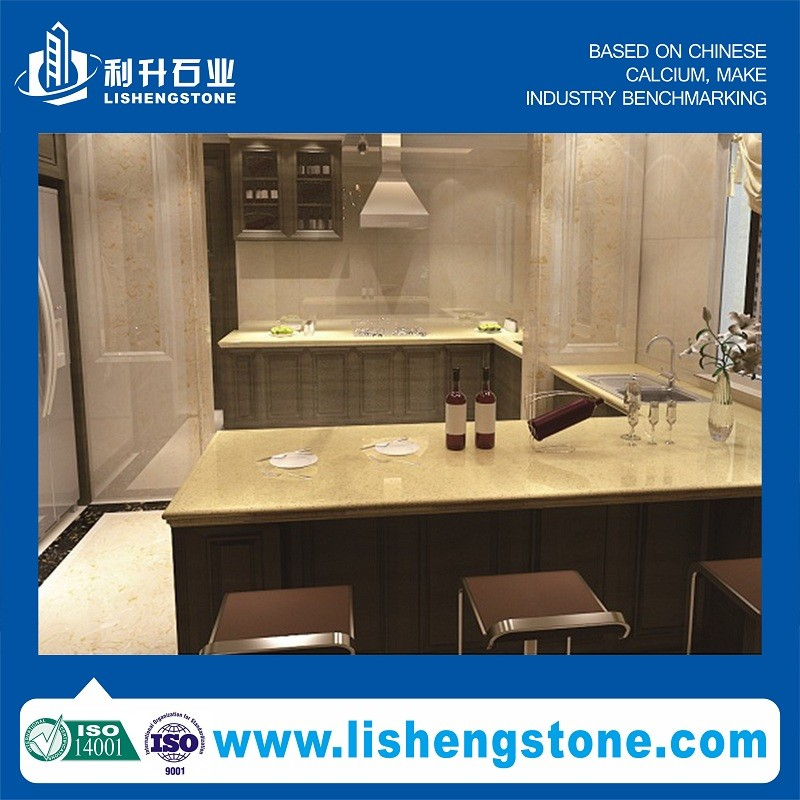 factory price saffron stone artificial white marble price hot sale in india