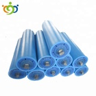 Belt Wheel Idler,Female Thread Type,Polymer Plastic Steel Driving Conveyor Roller