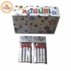 Birthday Party 12cm Indoor Golden Flare Candle Fireworks