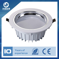 15W Recessed LED Down Light 15W SMD5730 LED Spotlight 2 Year Warranty