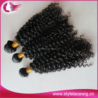 Brazillian / Malaysian / Indian Virgin Remy Hair Weft /Combodian Human Hair Weave