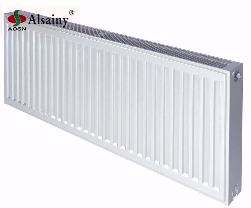 Çelik levha tipi radyatör yerli ısı radyatör ile mükemmel ısı iletim performansı