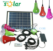 White Emitting Color and LED Light Source portable homeuse solar lantern with mobile phone charger