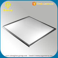 Best quality acrylic rectangular square plastic ceiling light covers