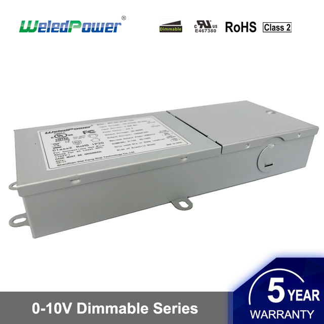 Power Supply Switching Waterproof Electronic Dc Led Driver