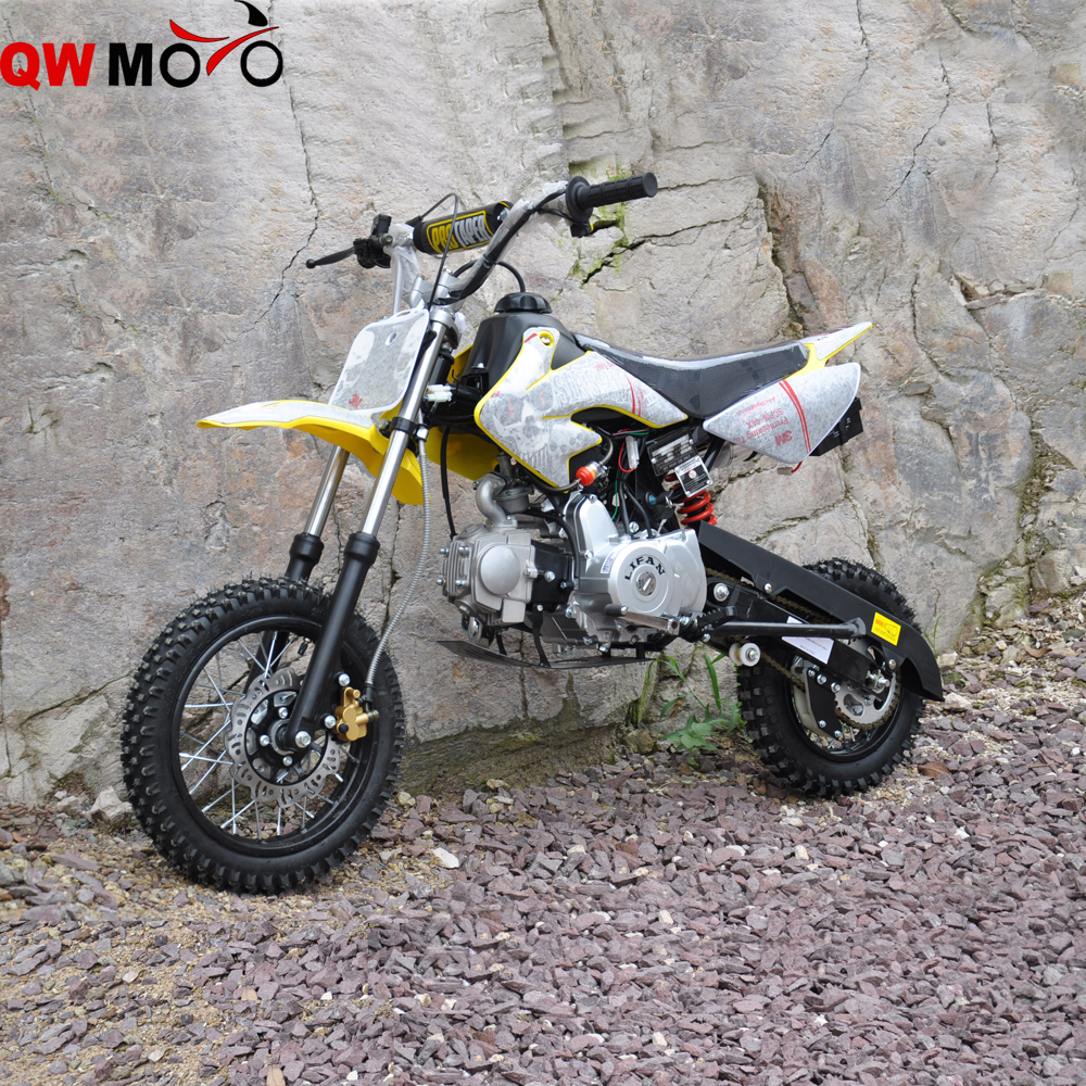 Qwmoto Ce 110cc Lifan Engine Dirt Bike 90cc Mini Lifan Off Road Motorcycle  For Hot Sale - Buy 110cc Lifan Dirt Bike For Sale,Lifan Dirt Bike For