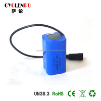 High density 18650 2S2P rechargeable battery pack 3600mah lithium battery pack 7.4v RC toy battery pack alibaba China