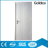 Goldea painted surface wooden internal door frames
