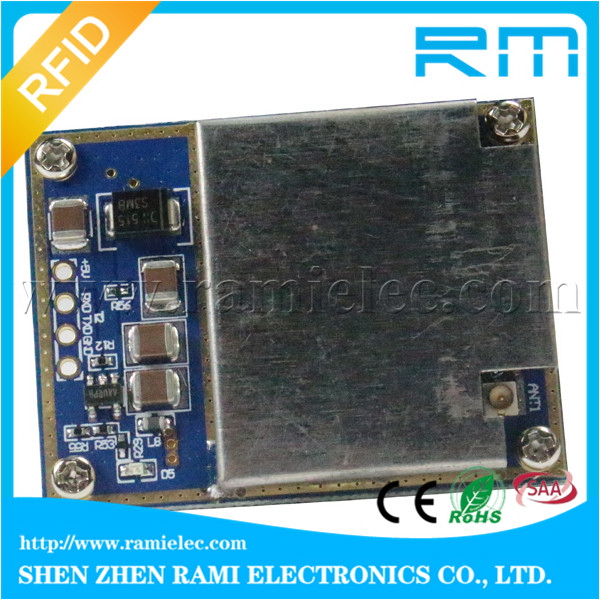 Made in China useful animal 4-port uhf rfid reader module