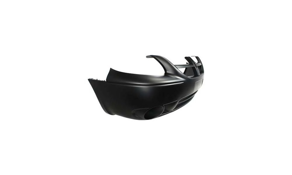 New Evan-Fischer EVA17872021685 Front BUMPER COVER Primed Direct Fit OE REPLACEMENT for 2005-2007 Dodge Caravan 2005-2007 Dodge Grand Caravan *Replaces Partslink CH1000430