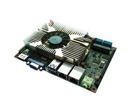 Intel core i3 fanless 4010u motherboard/Low TDP Haswell-M PGA947 processor