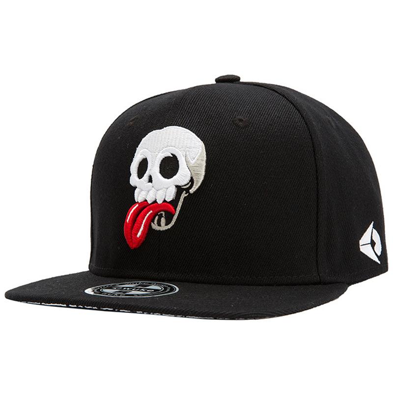 Unisex sombreros del SnapBack ajustable Bill Flat gorras de béisbol baile  hip hop cap ddaaedbfb78