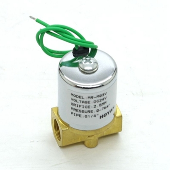 Direct-Acting Fuel Solenoid Valve for car Normally closed