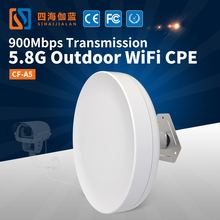 5.8GHz Outdoor Wifi CPE WDS Wireless Bridge Outdoor Wifi Cover Wifi Base Station