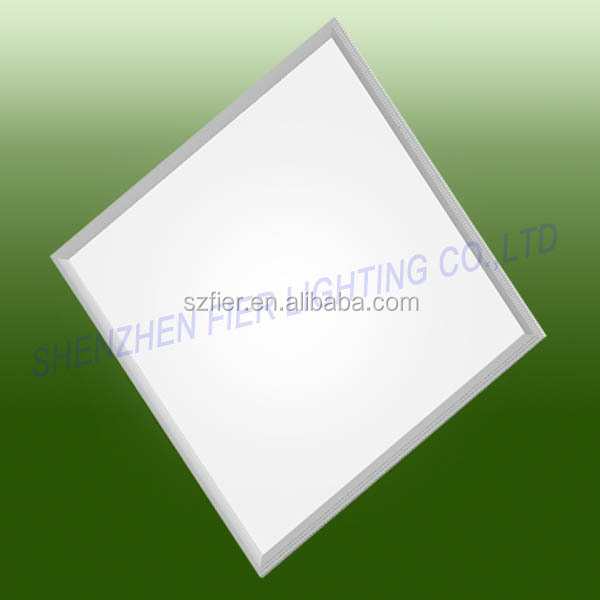 600*600 ceiling led panel light housing CE,ROHS listed