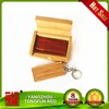 promotional OEM Bamboo Swivel 2.0 Usb Flash Drive Whosale Bamboo Usb
