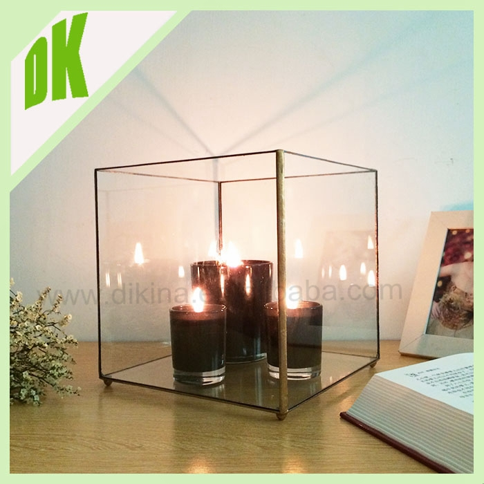 OUTDOOR HANGING GLASS BALL CANDLE TEALIGHT HOLDER CLEAR BAUBLE GARDEN wholesale wedding hanging glass garden tealights holders