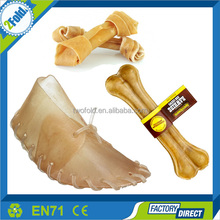 Cotton Rope and Rawhide Bone for Pet Food