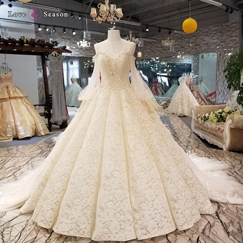 Jancember LS3525 china gown pretty sweetheart neckline luxury applique bohemian long bohemian long train wedding dress