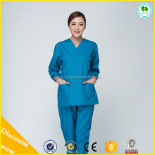 2016 Hot Sale Dotors Wears, Japanese Nurses, Surgery Clothing for Doctor