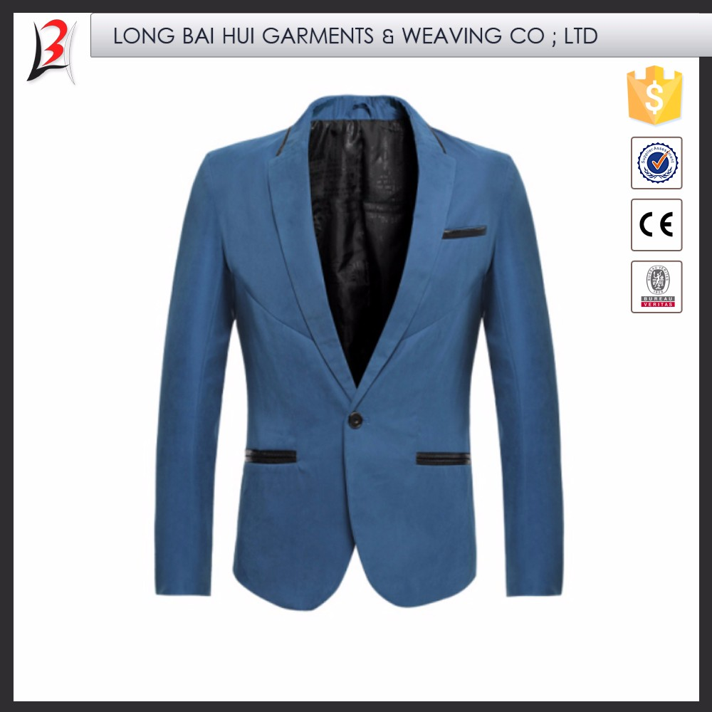 Specialized Production Custom business suit for men