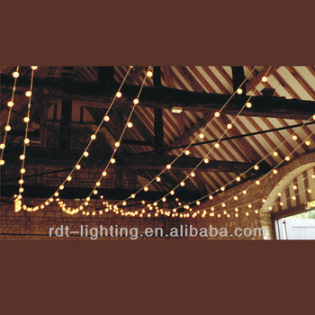 Led Festoon Ball Lighting 60mm String Light Product On Alibaba