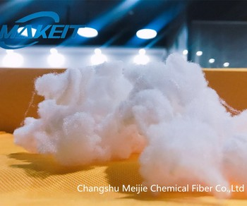 2.5D*51mm Viscose Polyester Staple Fiber