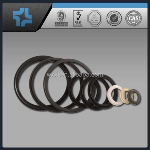 PI Glass,Carbon, graphite big PTFE gasket
