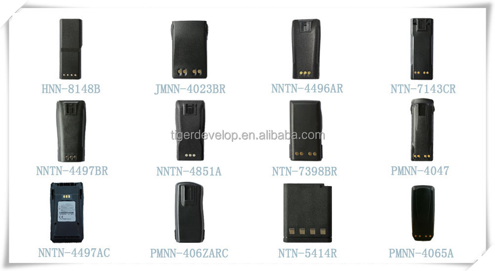chinese cell material rechargeable radio battery ft-10/ft10r/ft40r/ft50r