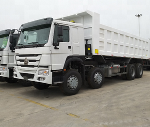 Sinotruk Howo 10 Wheel 20 Cubic Meters Dump Truck For Sale