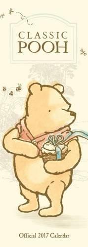 Disney Winnie the Pooh (Classic) Official 2017 Slim Calendar