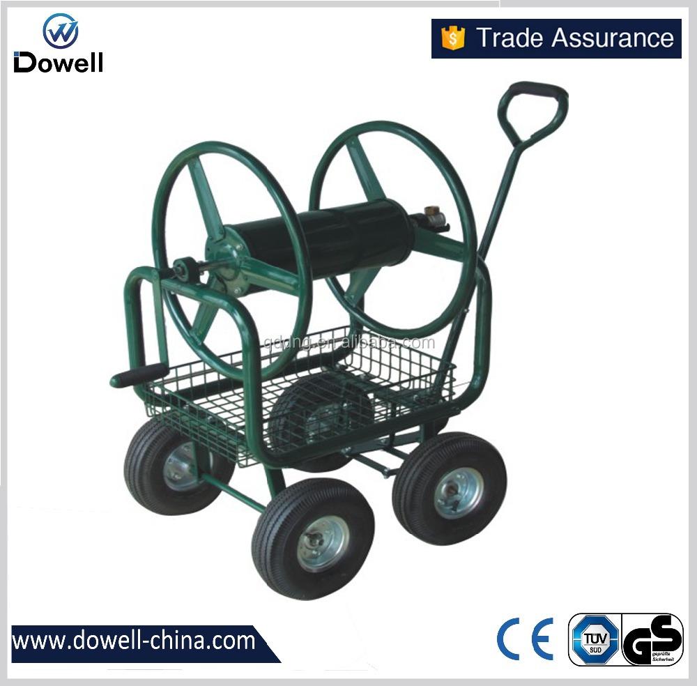Tc4717 Heavy Duty Garden Cart Wholesale Outdoor Wagon Cart Trolley Cart  Hose Reel Garden Art   Buy Tc4717 Heavy Duty Garden Cart Wholesale,Tc4717  Outdoor ...