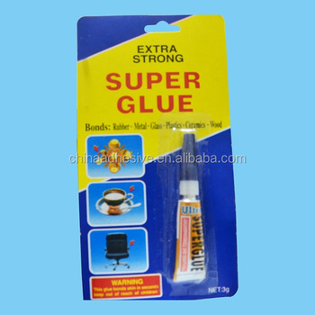 Aluminum tube packed 3g Super Glue