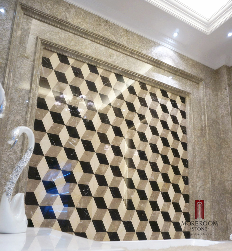 MPC0003-M01AG Magic Cube Marble Tiles -2.jpg