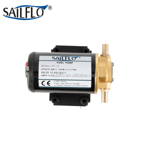 Sailflo 12/24V DC 14LPM vegetable viscous oil transfer gear pump