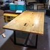 industrial office furniture solid wood stuff desk manager desk working table office desk office set
