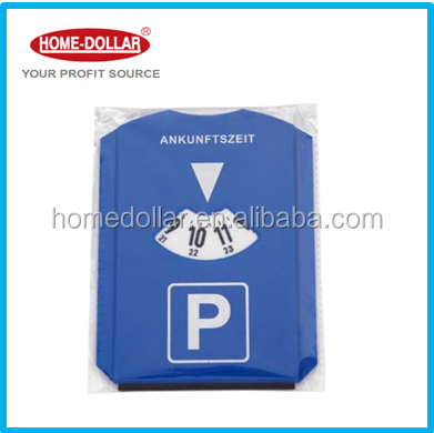 Euro Auto Car PS Parking Disc