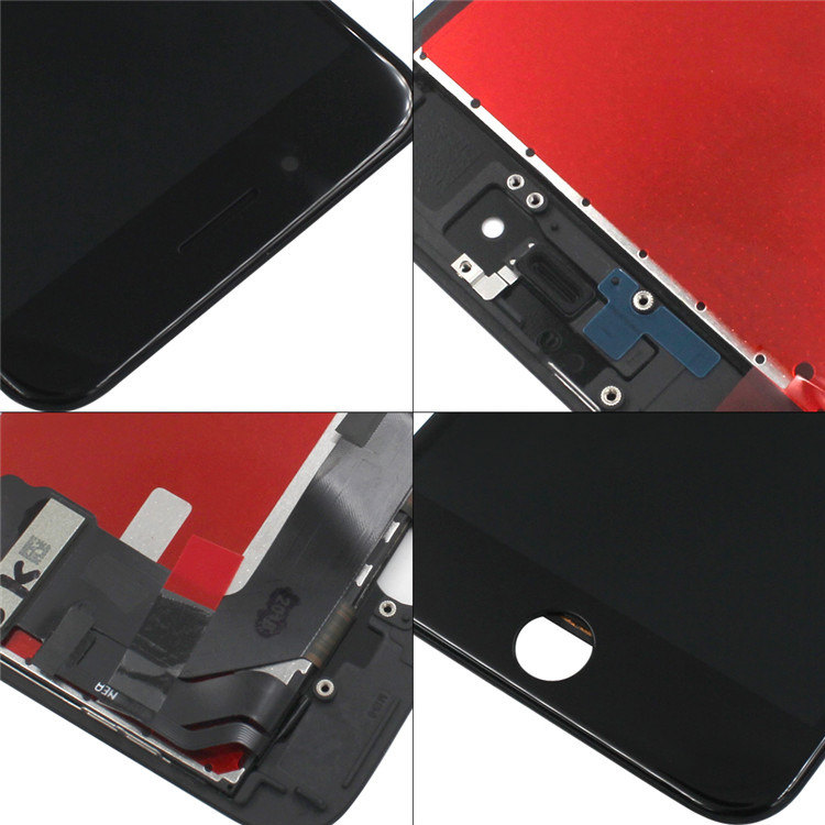 HQ Wholesale Black LCD Display for iPhone 8 Plus 5.5'' Screen LCD Black