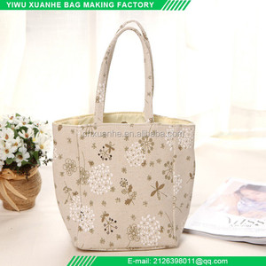 Online shop Alibaba eco friendly recycle storage cotton bag with logo printing