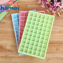 60 square ice box large ice machine  ice lattice special touch Mold form for ice cream cube frozen tools