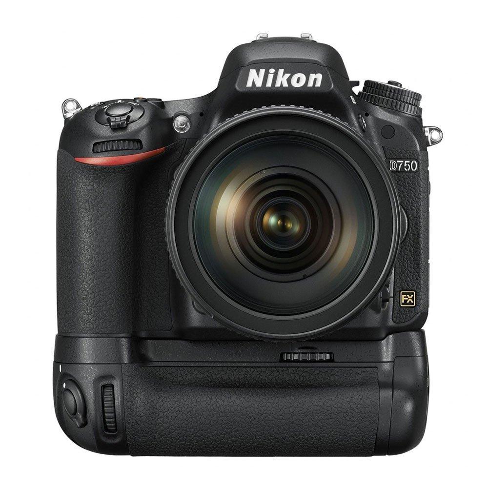 CameraPlus - Professional MB-D16 Nikon D750 Battery Grip - Nikon MB-D16 Multi-Power Battery Pack for Nikon D750 DSLR Camera