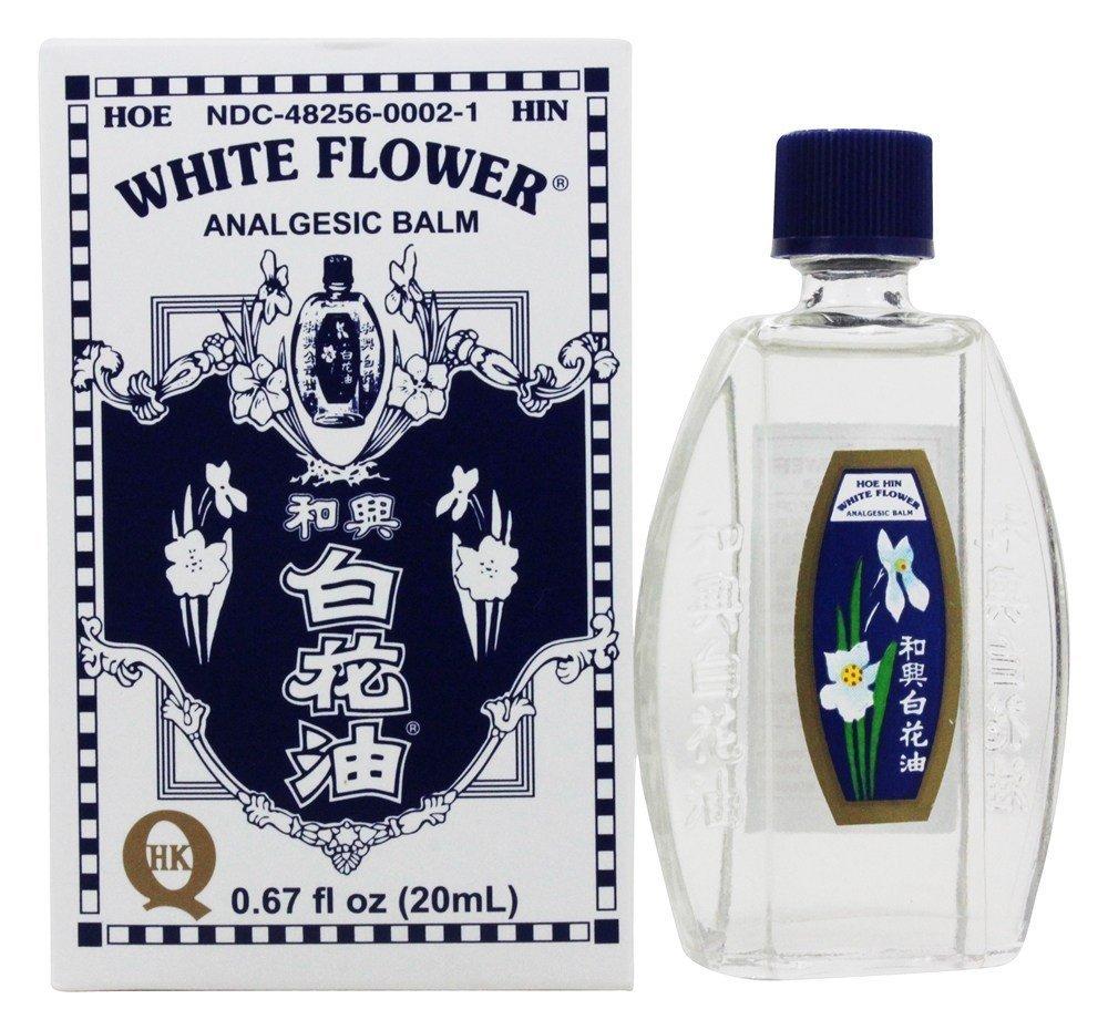 Buy White Flower Analgesic Balm 20 Mililiter 067 Ounces In Cheap