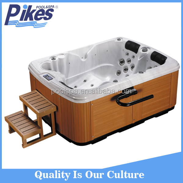 Wholesale Outdoor Massage Balboa Whirlpool 2 Person Indoor Hot Tub ...