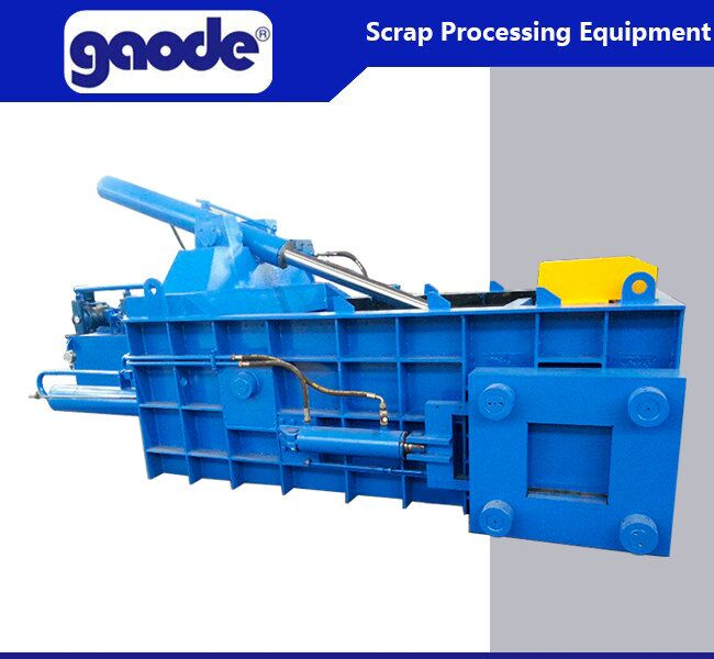 Good Price Hydraulic Scrap Metal Baler Press China Supplier