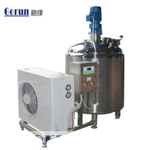 Milk Processing Equipment/high Quality Direct Cooling Storage Tank