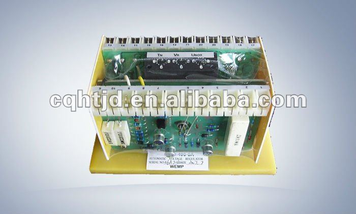 Siemens 6GA2 490-0A Automatic Voltage Regulator