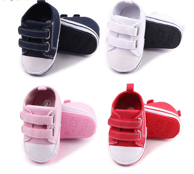 X82929A New Arrived Babies Boys shoes Cotton baby shoe Canvas Fashion Kids Shoes