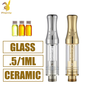 New Design CBD/ Vape IP10 Cartridge Atomizer with Full Ceramic Heating Coil Vape Cartridge cbd oil atomizer vape thc
