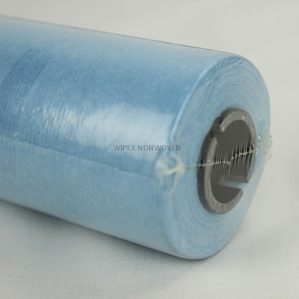 2015 guangzhou non-woven fabric blanket automatic wash cloth dry mini roll