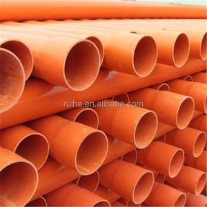 Specialized Plastic Pipe UPVC Conduit